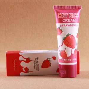 Strawberry Flavored Personal Lubricant